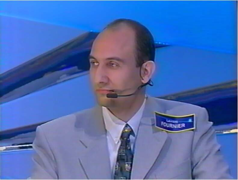 4. Laurent, 762 245 €, 5 millions pour l'an 2000, TF1 (1999)