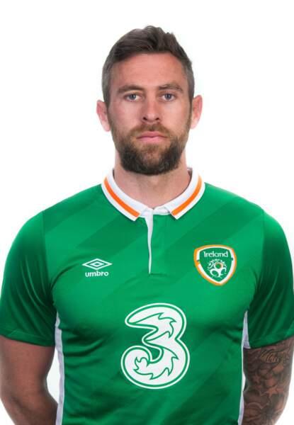 L'Irlandais Daryl Murphy n'est pas près de se mettre au vert !