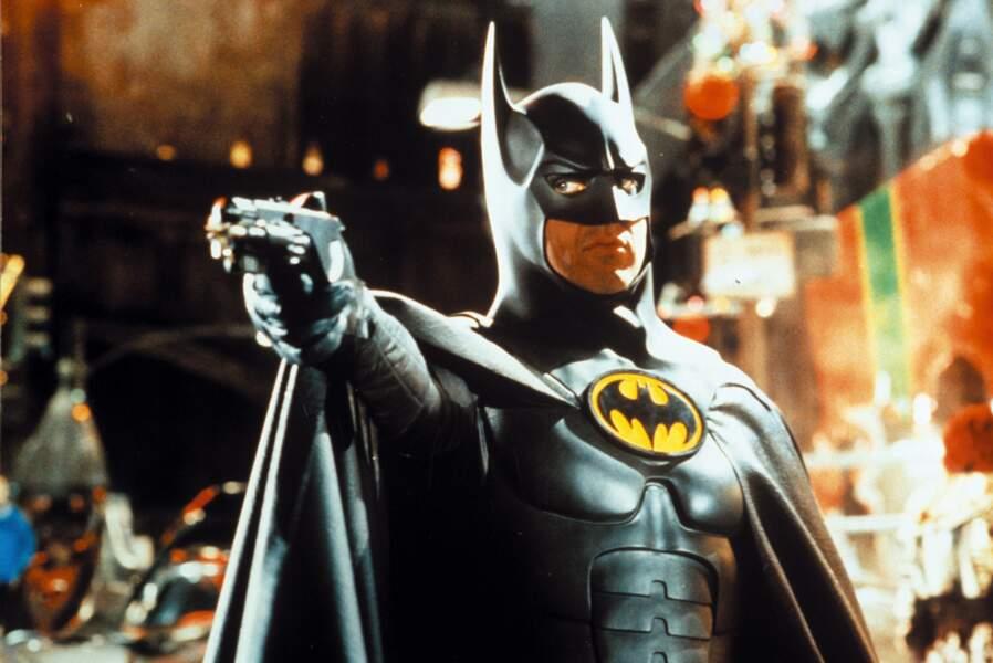 Batman, le défi (1992), avec toujours Michael Keaton sous le masque