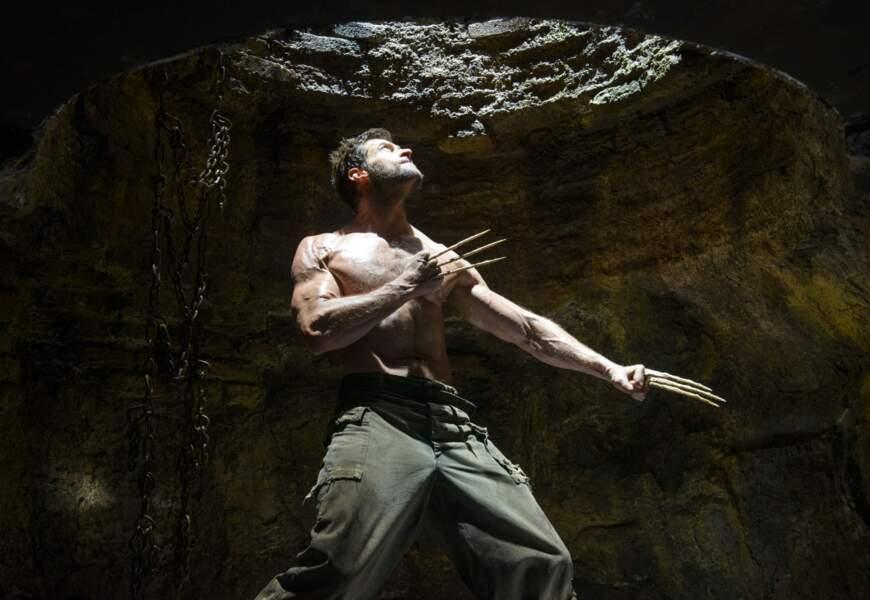 Et Hugh Jackman a encore fait beaucoup de muscu