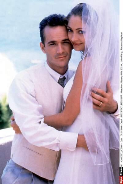 Sans oublier le mariage de Dylan et Tony