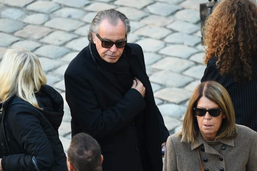 Michel Leeblui aussi avec son épouse