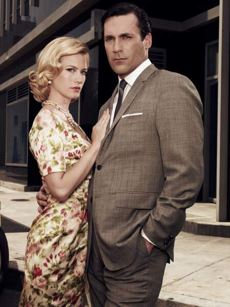 Mad Men : Impossible de dissocier le charismatique Don Draper du visage de Jon Hamm