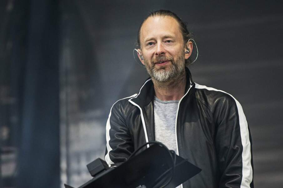 "Thom Yorke, le leader de Radiohead, évoque son véganisme dans le documentaire ""Eat This!"""
