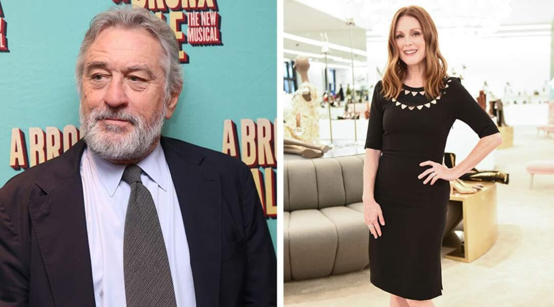 La série a été annulée mais Amazon avait prévu de réunir Robert de Niro et Julianne Moore