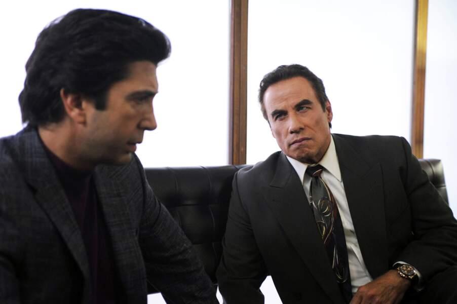 John Travolta a fait partie de l'excellent casting d'American Crime Story : the people vs OJ Simpson