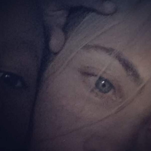 L'actrice a pris l'habitude de poster des clichés sans maquillage sur le réseau social.