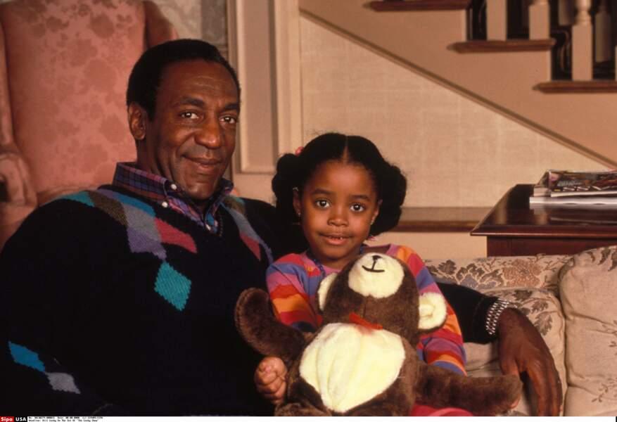 Qui se cache derrière l'adorable Olivia du Cosby Show ?