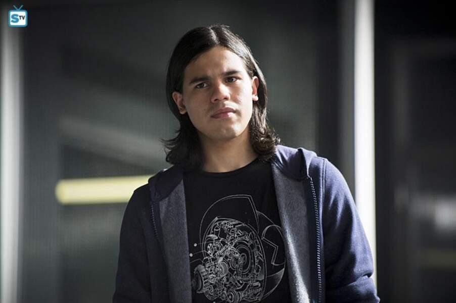 Carlos Valdes - Cisco dans The Flash