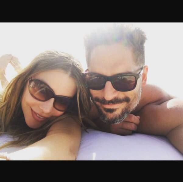 Sofia Vergara et son mari Joe Manganiello ont filé en lune de miel.