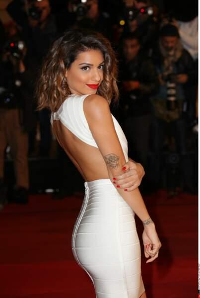 Tal est une habituée de Cannes depuis quelques années : trois fois Artiste féminine francophone (2013-2014-2016)