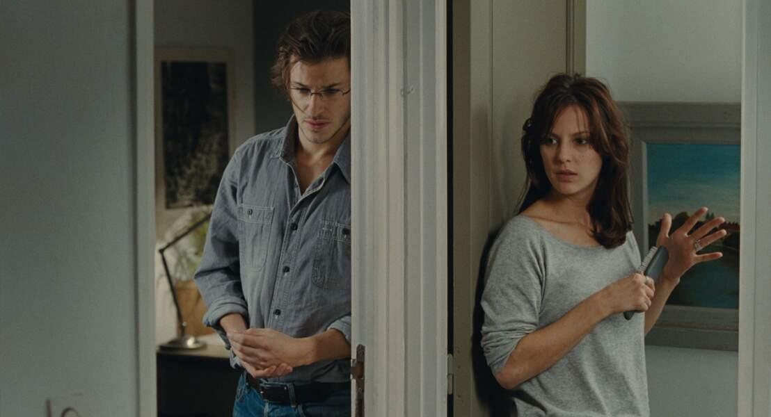Avec ses petites lunettes dans L'art d'aimer (2011)