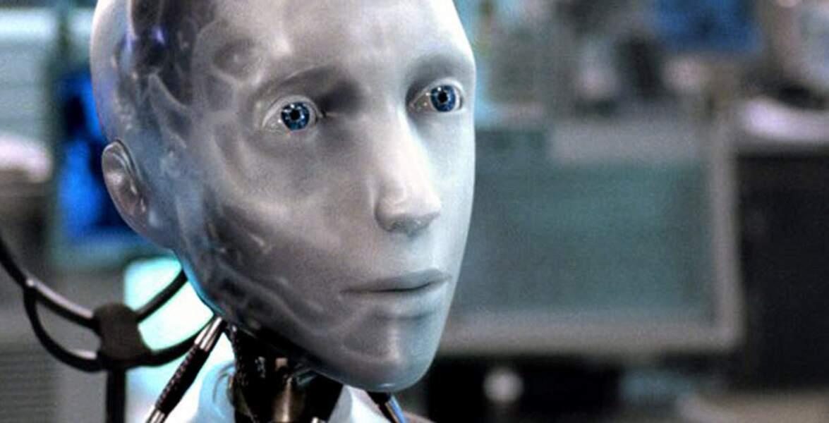 """Dans """"I, Robot"""", Will Smith doit faire face à une armée d'androïdes en pleine révolte"""