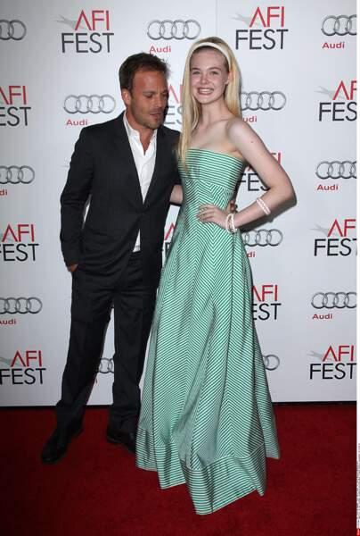 Stephen Dorff et Elle Fanning