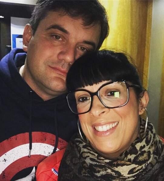 Autre couple mythique de la saison, le producteur d'armagnac Pierre et Frédérique sont toujours aussi amoureux