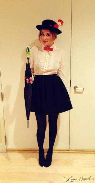 La blogueuse Lauren Conrad prouve son amour pour Mary Poppins