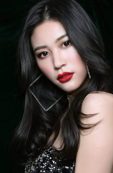 Meisu Qin, Miss Chine