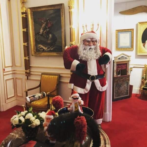 A quelques semaines de Noël, tout est déjà prêt !