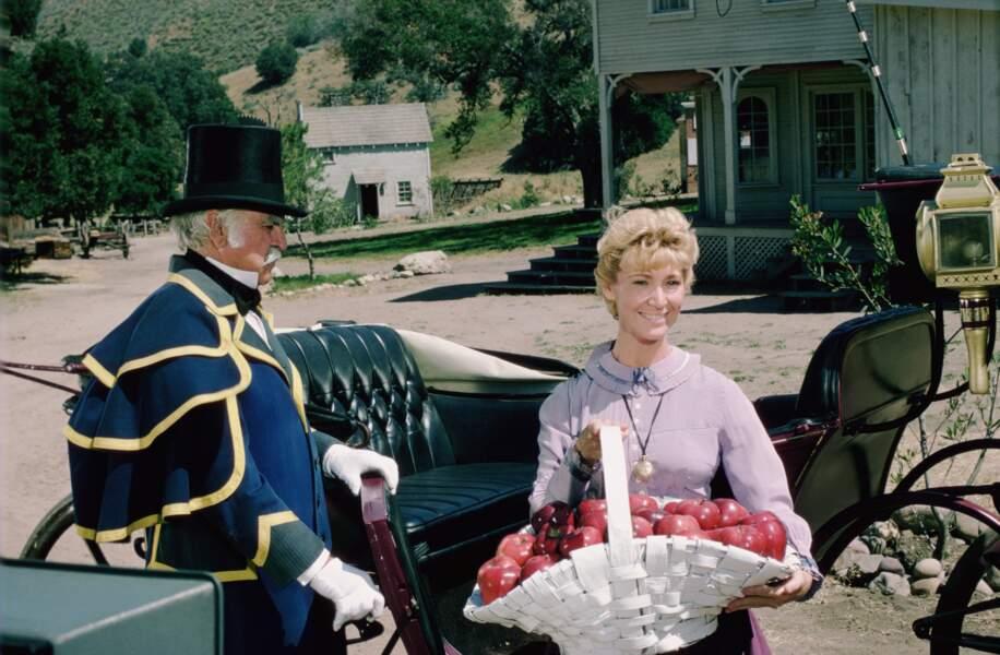 Charlotte Stewart participe à de nombreuses conventions sur la série.