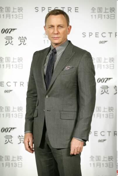James Bond sur petit écran. Daniel Craig jouera dans la série Purity adapté d'un livre de Jonathan Franzen