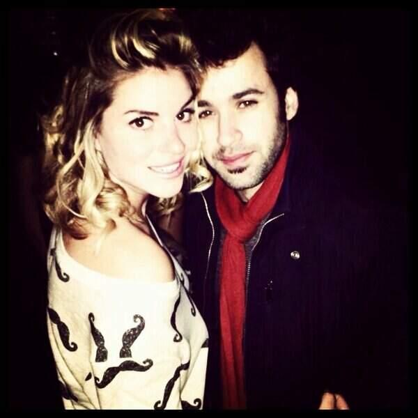 Sophie Tapie déjà très proche d'Anthony, autre talent de The Voice
