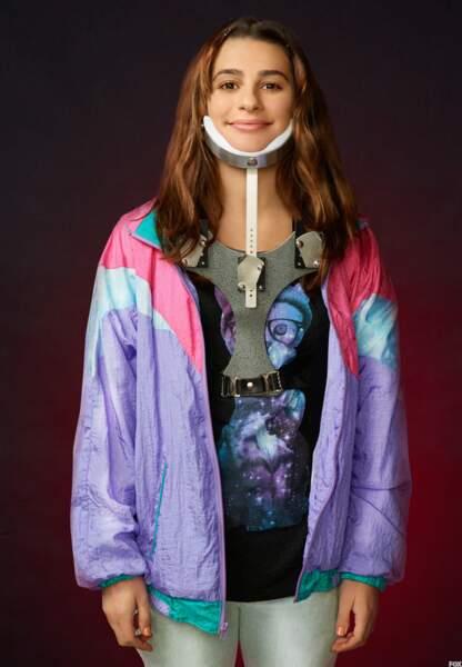 Lea Michele (Hester) est une habituée de Ryan Murphy, elle était la star de Glee