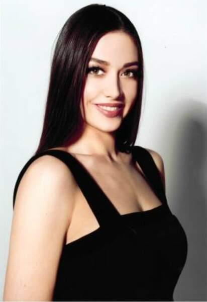 Miss Biélorussie, Polina BORODACHEVA
