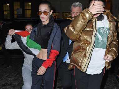 Kendall Jenner et Bella Hadid embêtées en pleine rue, une femme arrêtée