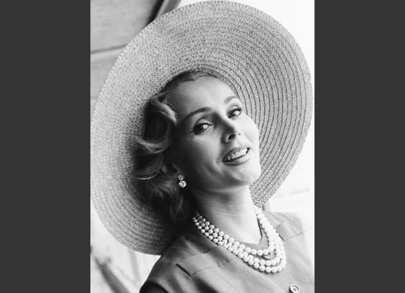 L'actrice Zsa Zsa Gabor est décédée le 18 décembre 2016 à l'âge de 99 ans