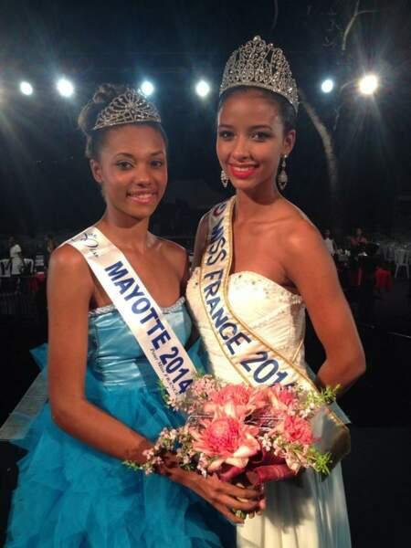 Miss Mayotte 2014, Ludy Langlade