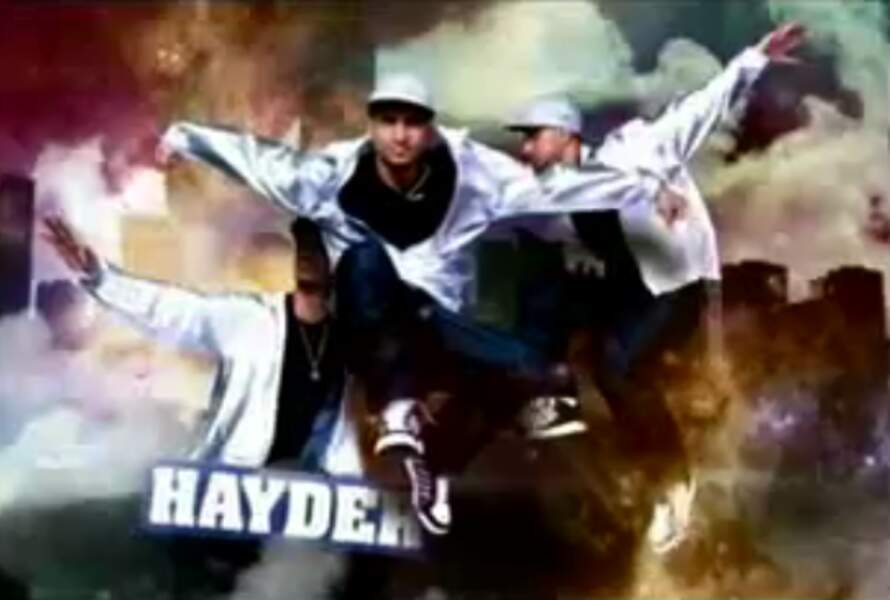 """Hayder (Saison 2). Son secret : """"Je vis avec une balle dans la tête"""""""