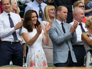 Bradley Cooper, Eddie Redmayne, Hilary Swank amoureuse ... Du beau monde à Wimbledon !