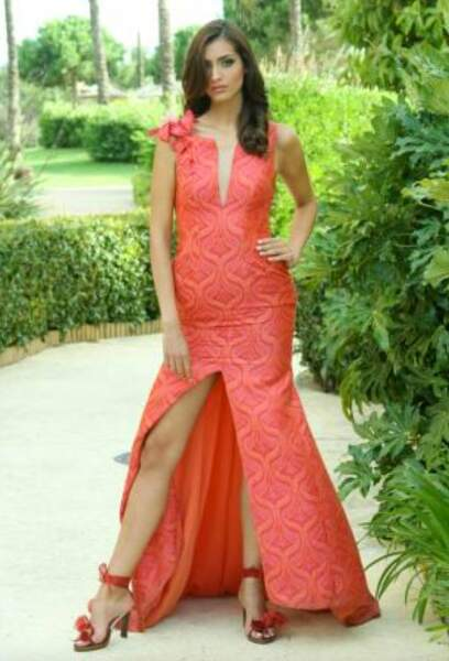 Miss Espagne, Raquel TEJEDOR MELÉNDEZ