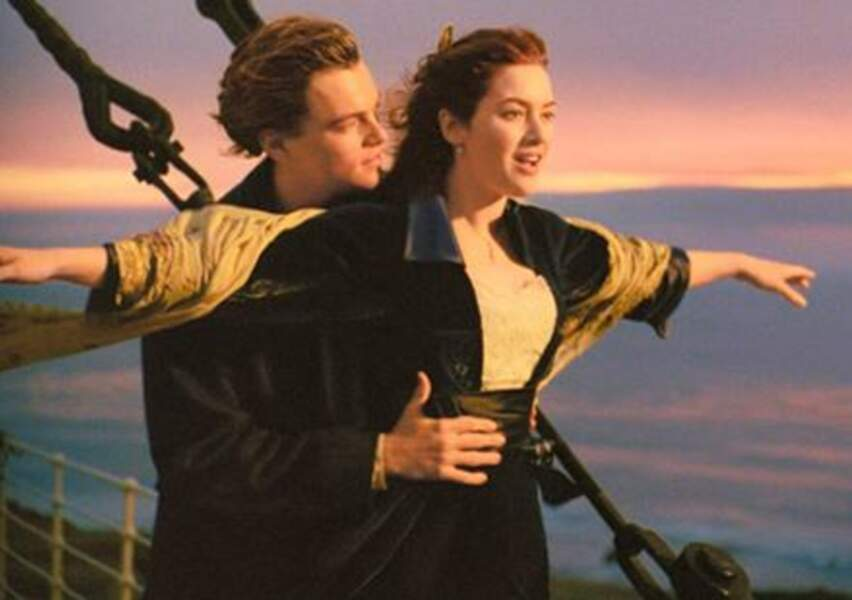 Aux côtés de Kate Winslet, Leonardo devient l'idole de toute une génération de jeunes filles en fleur