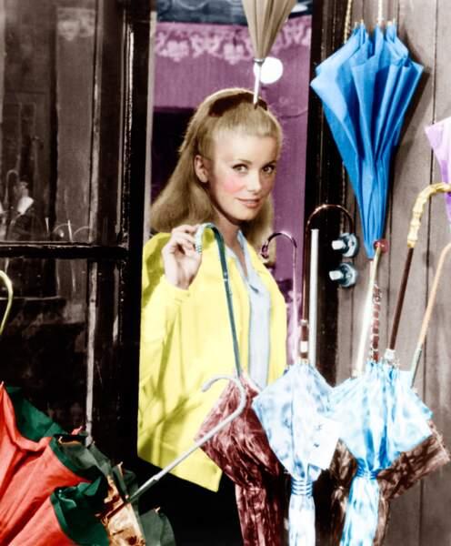 Après Les Parapluies de Cherbourg, Michel Legrand a retrouvé Catherine Deneuve et Jacques Demy…