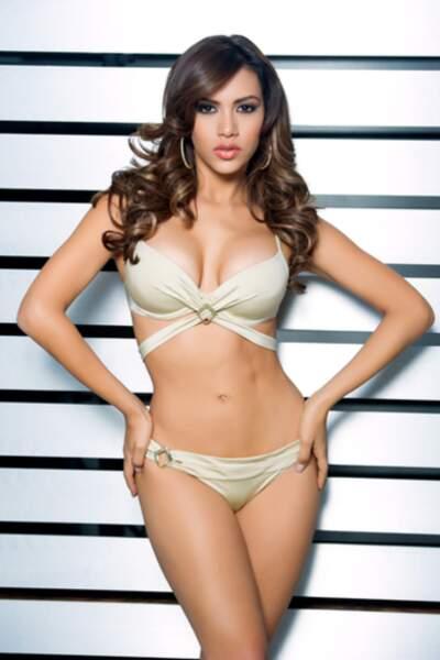 Miss Panama, Gladys Brandao Amaya