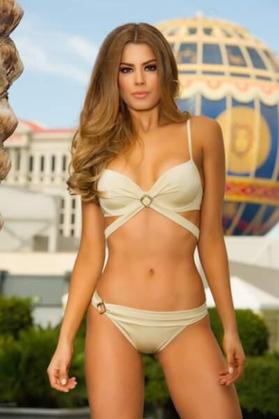 Miss Colombie, Ariadna Gutierrez-Arevalo