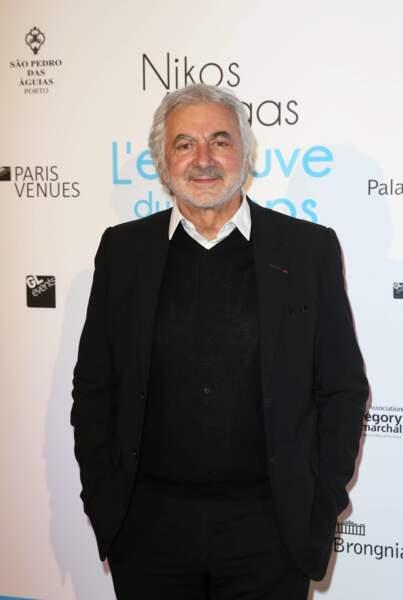 Le coiffeur Franck Provost