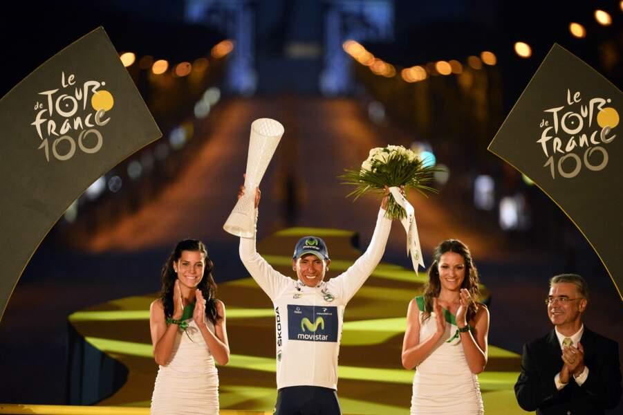Nairo-Alexander Quintana est la révélation du Tour de France 2013