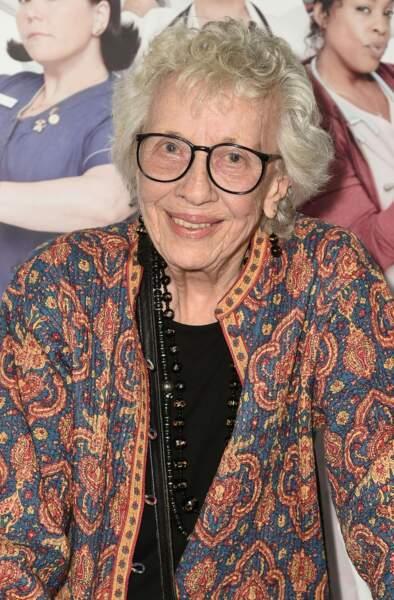 Ann Morgan Guilbert, l'inoubliable Grand-mère Yeta d'Une nounou d'enfer, est morte le 14 juin 2016 à 87 ans