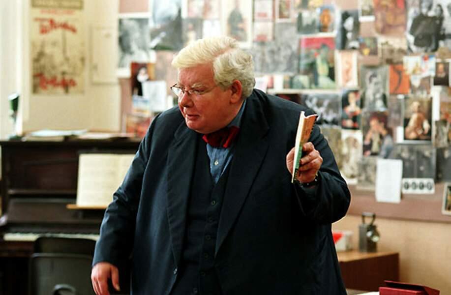 Richard Griffiths (vu dans Harry Potter) est décédé le 28 mars 2013
