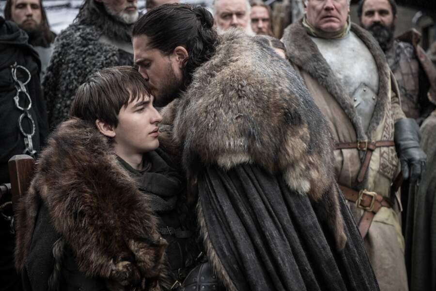 Mais aussi de Jon et Bran