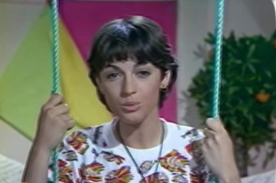 Enfin, vous souvenez-vous de cette jeune animatrice qui officiait auprès de Dorothée dans Récré A2?