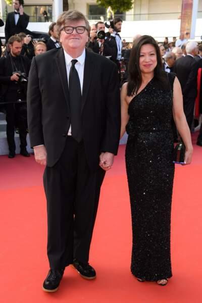 Michael Moore et Sonia Low