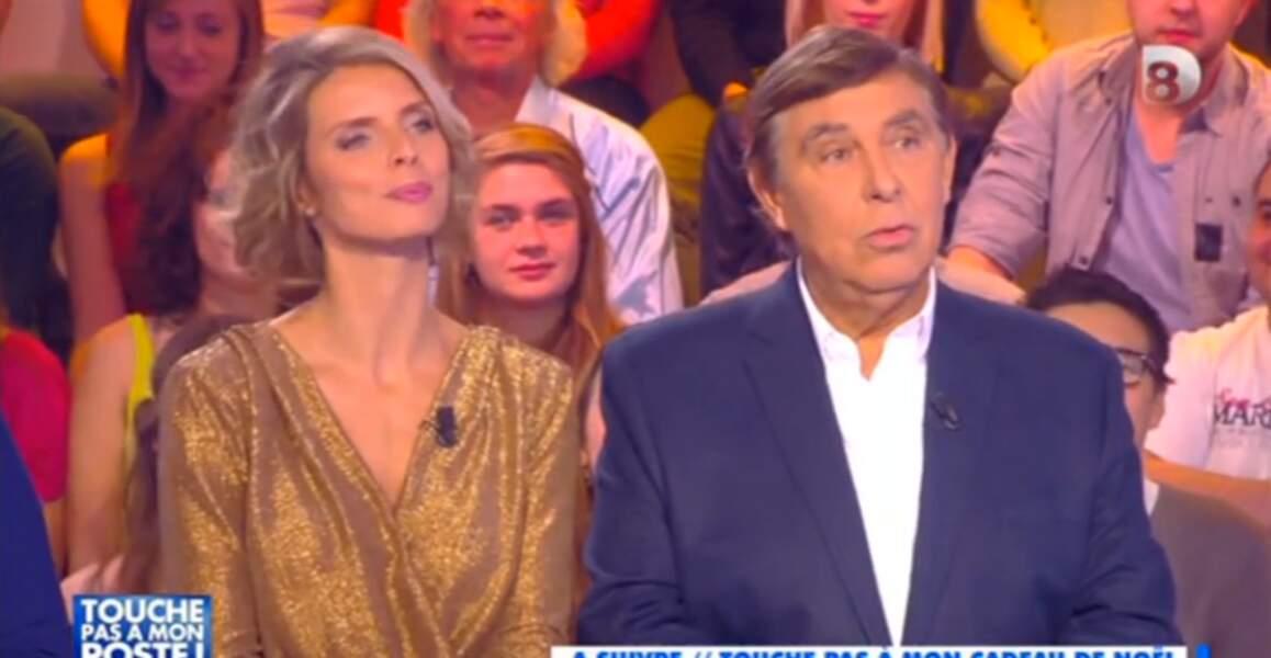 Même tendance brillante chez Sylvie Tellier, la patronne des Miss France