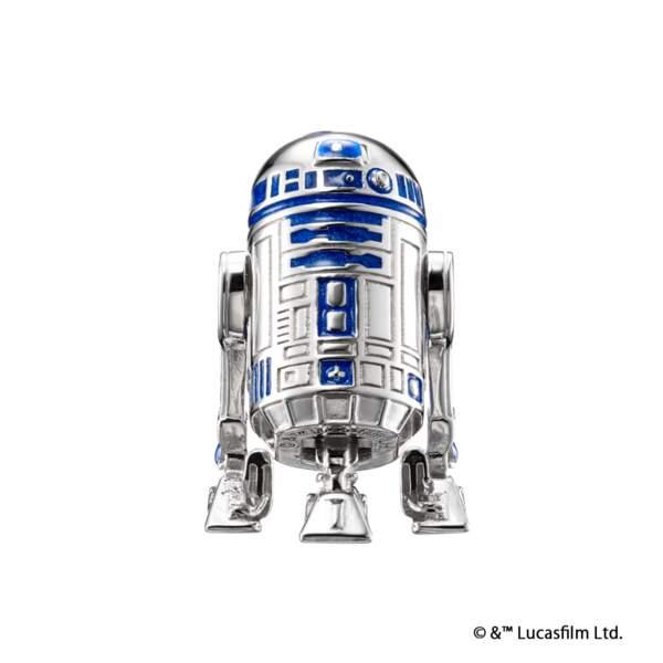 Et pour ceux qui préfèrent R2-D2, c'est possible… au même prix !