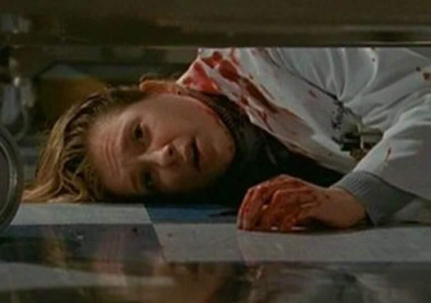 Urgences : Lucy Knight meurt lors de la saison 6