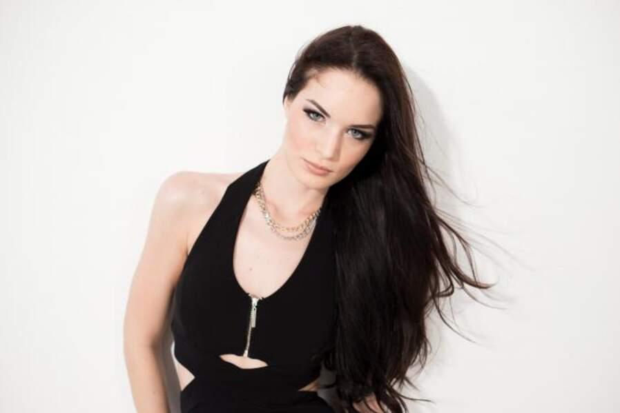Miss Autriche est Annika Grill
