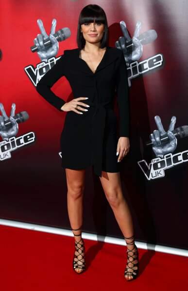 Jessie J a officié deux saisons sur The Voice UK