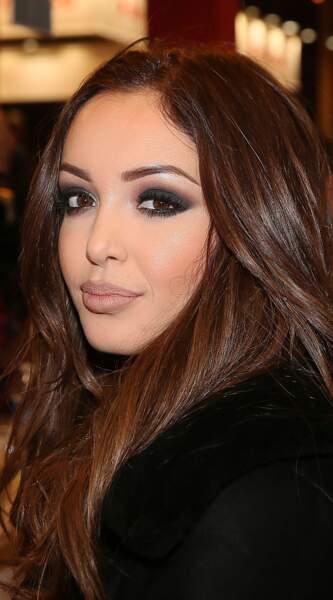 Nabilla Benattia a fait un passage remarqué dans l'émission, de septembre à novembre 2014